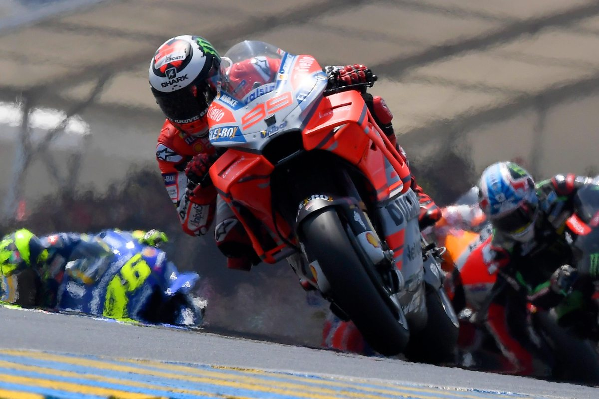 Sunday MotoGP Summary at Le Mans: Crashes Shape the Championship, Yamaha's Woes, & Ducati's Decision